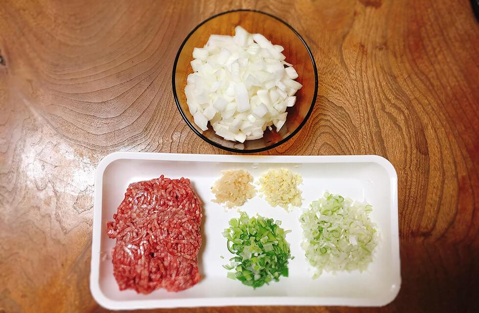 玉ねぎ マーボー 豆腐