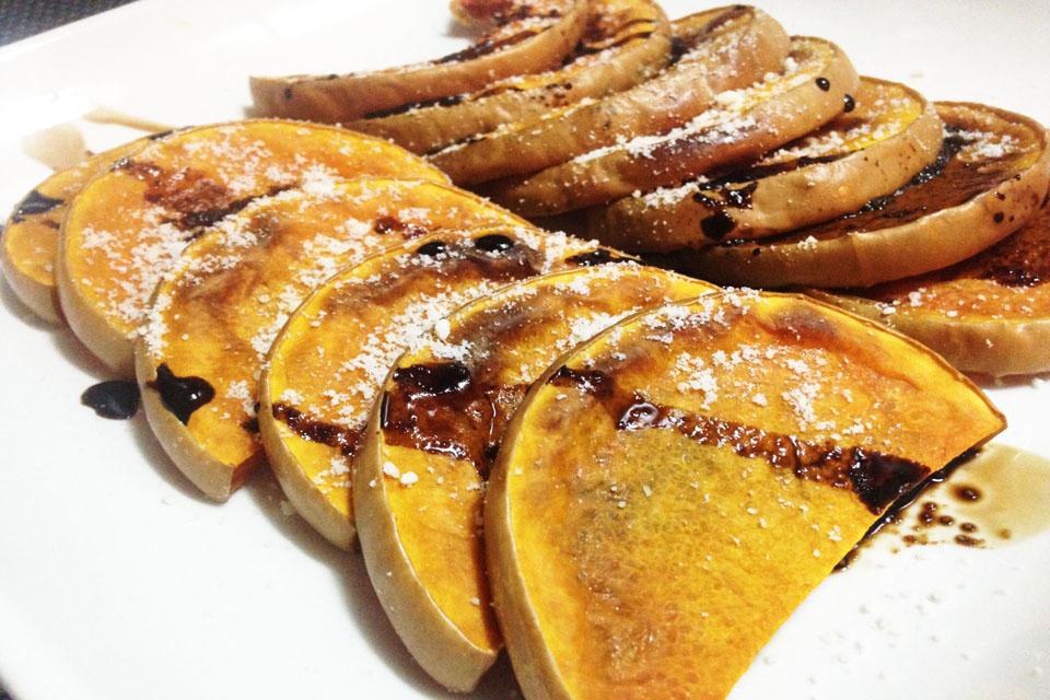 まるでスイーツのような甘さ!バターナッツのオーブン焼き