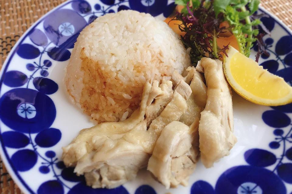 ライス 器 チキン 炊飯