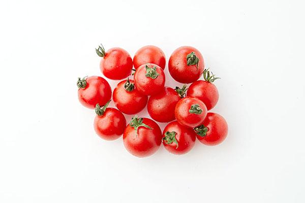 甘味が強くハリがあり食べごたえのあるミニトマト「芝橋さんのミニトマト(徳島県産)」